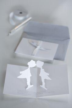 wedding pop-up invite