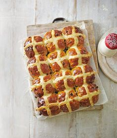 Dan Lepard's tips and tricks will make sure you're well equipped to make this hot cross bun recipe with ease.