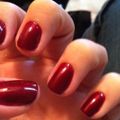 I am in love with Shellac manicures.. 2 weeks and still no chipping. This is a pretty fall color..Shellac masquerade