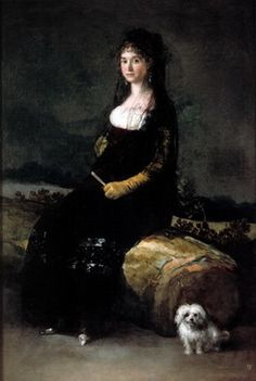mujeres con abanico en pinturas de goya - Buscar con Google