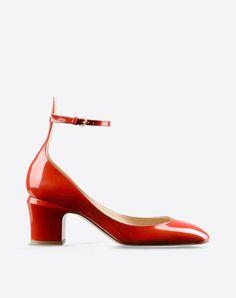 Valentino Tango Pump, $845; valentino.com     - ELLE.com