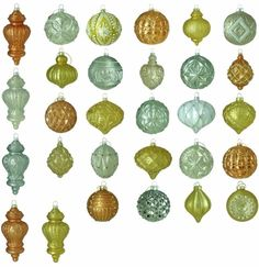 Holiday Shimmer Glass Brightly-colored Ornament Christmas Home Decor (50-Count) #Ornament #BrightlyColored #BrightlyColoredOrnament #ShimmerGlass #Holiday #ChristmasHomeDecor #HomeDecor #Christmas #ChristmasDecor #Decor