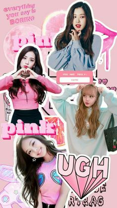 Blackpink The word K-pop has become synonymous with the letters B, T and S. But there is another record-breaking K-pop band that attracts the attention of the global audience with their music. Kpop Girl Groups, Kpop Girls, Handy Iphone, Lisa Blackpink Wallpaper, Black Pink Kpop, Blackpink Members, You Are Cute, Blackpink Photos, Kim Jisoo