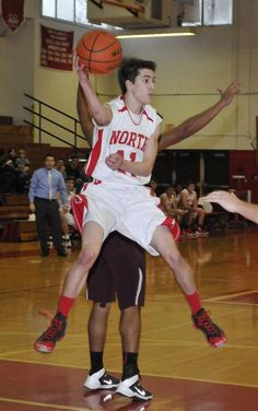 NORTH ATTLEBORO - In a game of streaks, it's generally the team that goes on the last run that comes away with the victory.