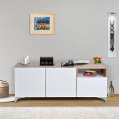 White Decoflex Table