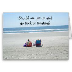 Halloween at the beach...  #beachhumor
