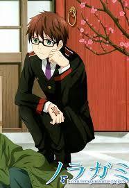 Noragami- Kazuma<<< Kazuma is one of my favourites in this show