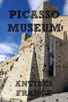 A review of the small but lovely Picasso Museum in Antibes on the French Riviera (Côte d'Azur), South of France: