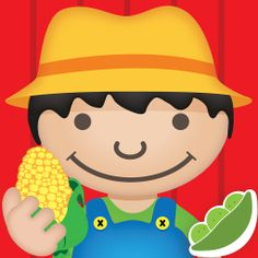 @Peapod Labs  FREE for a Limited Time!-Use ABC Farm in English, Spanish, or in Dual Language Mode (English and Spanish simultaneously) -After tons of requests, we redesigned the app under the hood to support Spanish and English languages! Expose your child to the amazing farm world! Our award-winning ABC Se