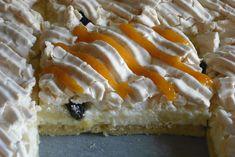 Rákóczi túrós lepény | TücsökBogár konyhája Something Sweet, Sushi, Cheesecake, Pie, Favorite Recipes, Sweets, Ethnic Recipes, Food, Hungary