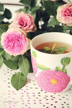 Beautiful Primavera mug from Marimekko.