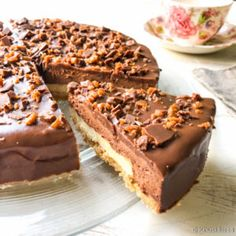 Daimin ystävän suklaakakku Sweet Desserts, Sweet Recipes, Delicious Desserts, Yummy Food, Baking Recipes, Cake Recipes, Dessert Recipes, Sweet Cakes, Sweet And Salty