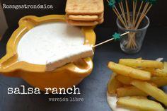 Salsa Ranch (versión libre)