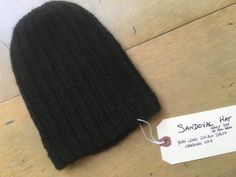 Shibui Sample of the Month: Sandoval Hat. | Hillsborough Yarn Shop