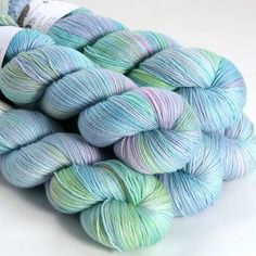 Image of Down by the river, Sock yarn Hedgehog Fibres