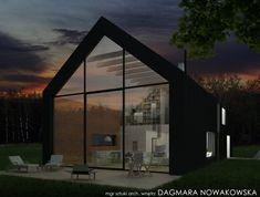 Zdjęcie numer 3 w galerii - Projekt domu w starej stodole. Niesamowita metamorfoza starego budynku [WASZE PROJEKTY]