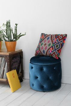 One-Of-A-Kind Moroccan Berber Pillow #urbanoutfitters