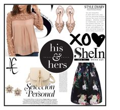 """""""Shein 6"""" by zina1002 ❤ liked on Polyvore"""