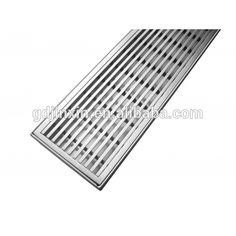 Linear Channel Wedge Wire Shower Floor Drain-Stainless Steel, View linear channel wedge wire shower floor drain, JINXIN Product Details from Guangzhou Jinxin Hardware Products Manufactory on Alibaba.com