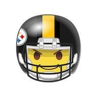 Steelers emoji Steelers Meme, Steelers Pics, Here We Go Steelers, Pittsburgh Steelers Football, Pittsburgh Sports, Football Memes, Pittsburgh Penguins, Steelers Stuff, Steeler Nation