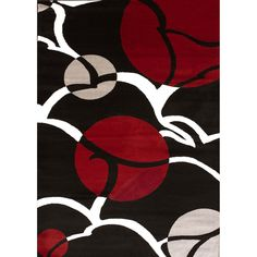 The Cristall collection uses bright, contrasting colors to highlight the bold designs. These modern, eye catching rugs looks great with leather and will add color and excitement to any contemporary decor.