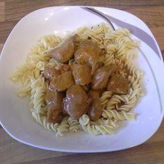 Rezept Schweinegulasch von Thermiduo - Rezept der Kategorie Hauptgerichte mit Fleisch
