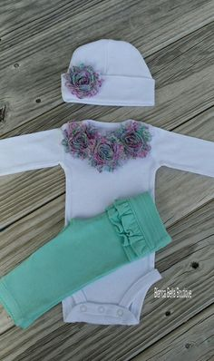 Hey, I found this really awesome Etsy listing at https://www.etsy.com/listing/204036122/newborn-take-home-outfit-baby-girl