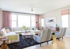 Emily Henderson Design Milk Modern Pink Black And White Jaimie Derringer Living Room Reveal 1 With Frame.jpg