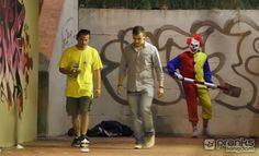 Il Clown Assassino è Tornato: Killer Clown Returns Prank, http://www.prankskingdom.it/il-clown-assassino-e-tornato/