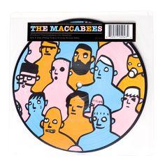 The Maccabees - - Colour It In   Go De Jong / Orlando Weeks