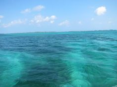 Have you ever seen so many beautiful shades of blue like this? http://miainstyle.com/travel/rose-island/