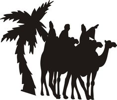 free silhoutte nativity scene patterns | Nativity Silhouette Pattern http://www.patternsrus.com/silhouettes.htm: