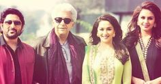 Did you have Seen @DedhIshqiya ?? If u haven't see it still now then go&watch it !!