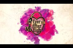 Ever After High. There is a new music video. It is cool and it is about 3 minutes long.