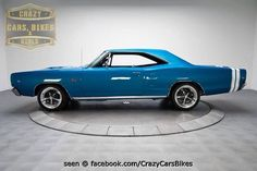 1968 Dodge Coronet Old Muscle Cars, Dodge Muscle Cars, American Muscle Cars, 1960s Cars, Dodge Coronet, Best Classic Cars, Mustang Cars, Us Cars, Cars Motorcycles
