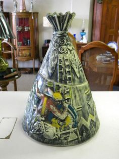 McCoy Teepee Cookie Jar