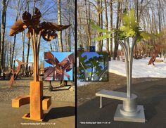 Seated Tree series