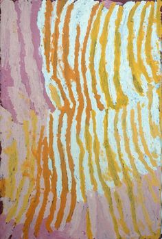 Lupulnga 2007 by Makinti Napanangka  61cm x 91cm