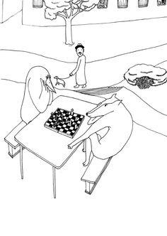 morality play ideas