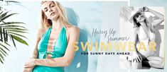 Looking for a best paid WordPress slider plugin for your website? Banner Design Inspiration, Web Banner Design, Layout Design, Web Design, Banners Web, Simply Beach, Wordpress Slider, Swimwear Sale, Summer Swimwear