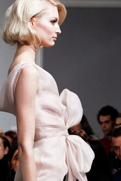 Christian Dior HC SS 2012.