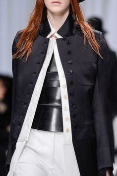 Ann Demeulemeester Fall 2013 – Vogue