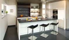 Afbeeldingsresultaat voor keuken met tafelblad
