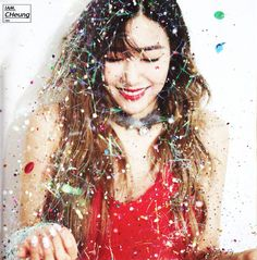 151204 SNSD TaeTiSeo the 3rd Minim album 'Dear Santa' Photobook SNSD TTS Tiffany