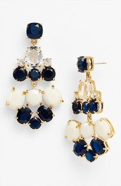kate spade new york chandelier earrings available at #Nordstrom