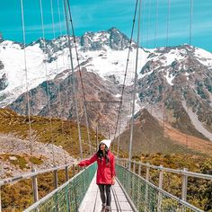 TRAVEL BLOGGER | SYD Australia (@anniesbucketlist) • Instagram photos and videos New Zealand, Mount Everest, Australia, Photo And Video, Mountains, Videos, Nature, Photos, Travel