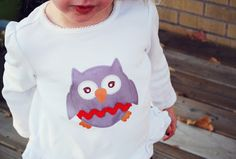 iron on owl printable (free)