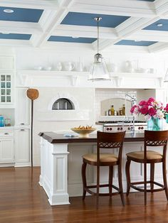 Amazing White Kitchen Designs