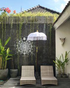 Bali Gypsy villa Earth Tones, Gypsy, Bali, Villa, Around The Worlds, Bohemian, Outdoors, Touch, Heart