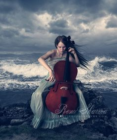 Love the cello.. Wish i would have continued to play it.. :( Such a beautiful instrument